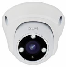 CTV-HDD284A ME Купольная видеокамера