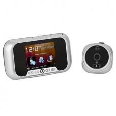 Комплект видеодомофона FE-VE02 Silver