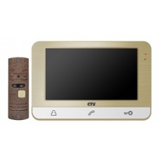 CTV-DP1703 Комплект видеодомофона