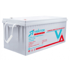 VEKTOR CARBON Battery VPbC 12-140F